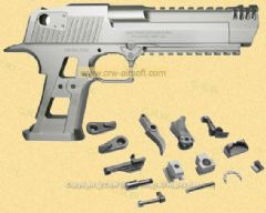 Desert Eagle 2016 XIX L6 aluminium kit + steel parts Full set by Robinhood Tactical